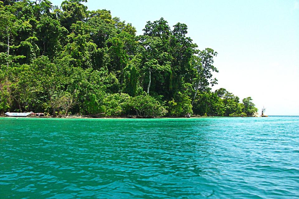 Ocean Side, Ocean, Water, Nature