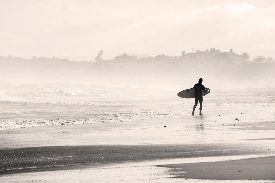 Beach, Ocean, Outdoors, Sand, Sea, Seascape, Seashore