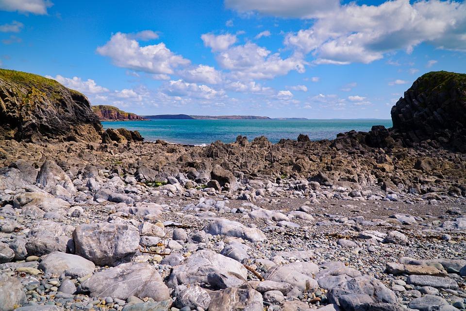 Beach, Pebbles, Rocks, Zen, Ocean, Stones, Sea, Coast