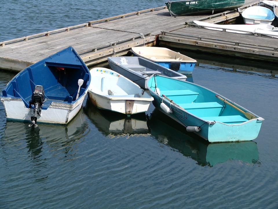 Boats, Sea, Water, Ocean