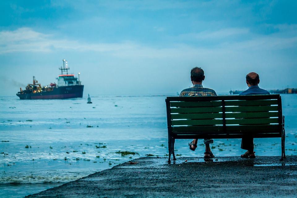 Sea, Water, Ocean, Transportation System, Ship