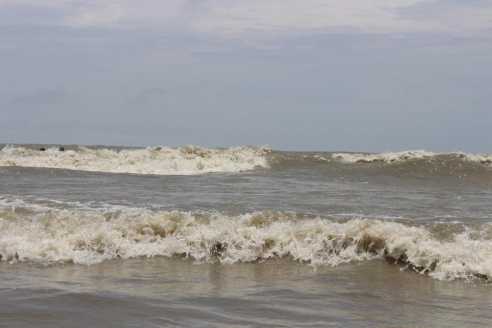 Water, Sea, Beach, Ocean, Wave, Sky