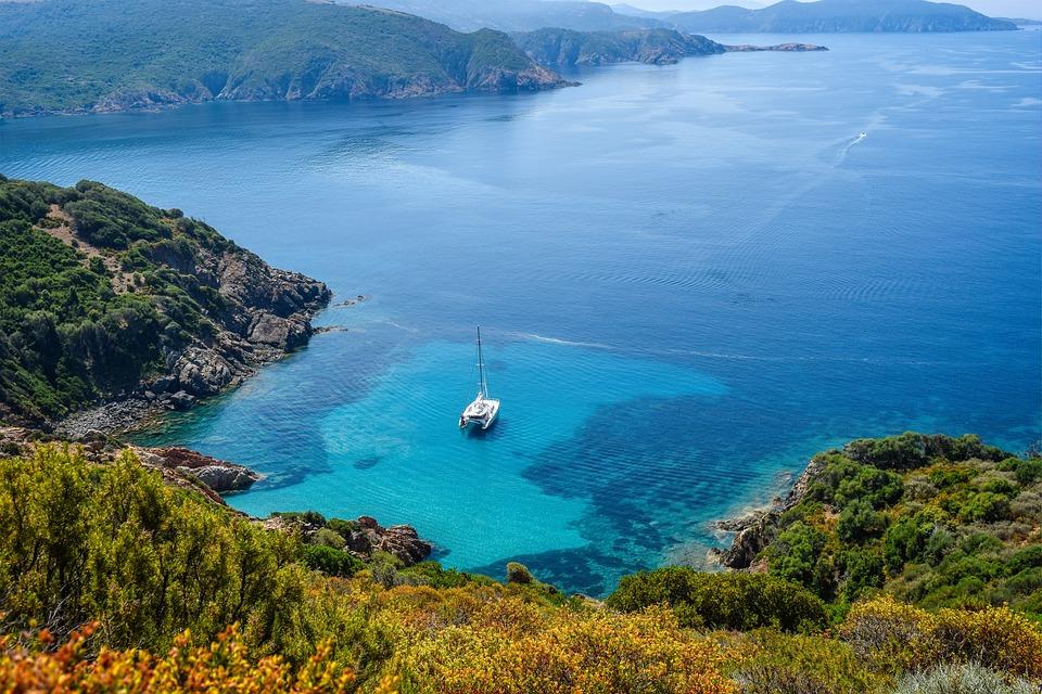 Lagoon, Boat, Sea, Vacations, Water, Ocean, Travel