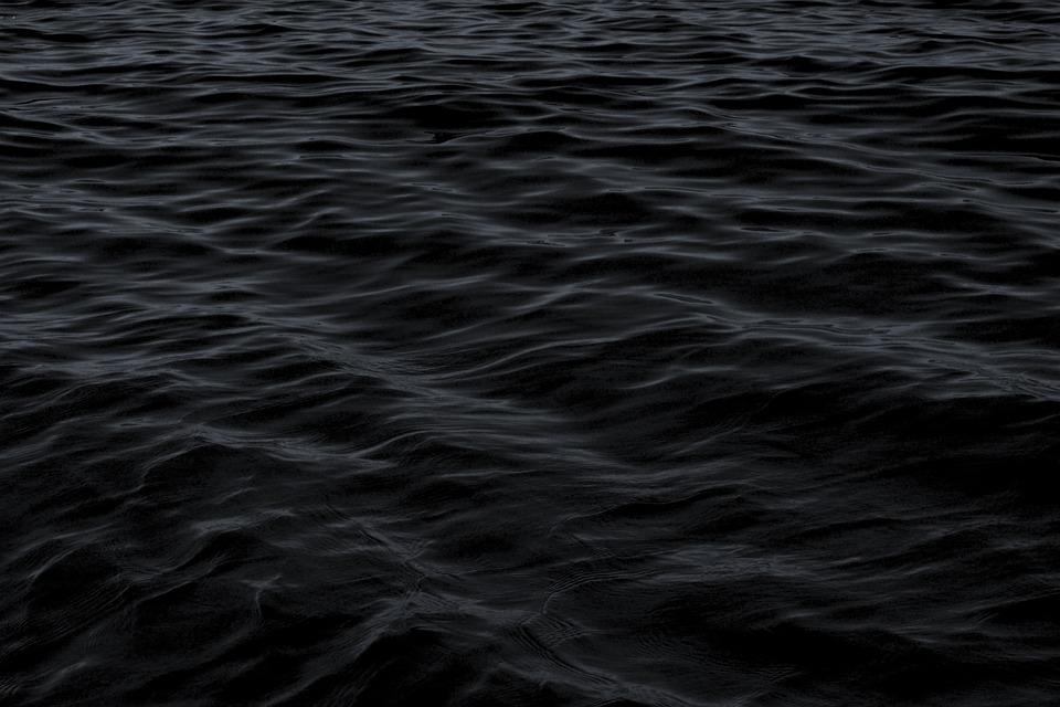 Dark, Lake, Ocean, Pattern, River, Sea, Water