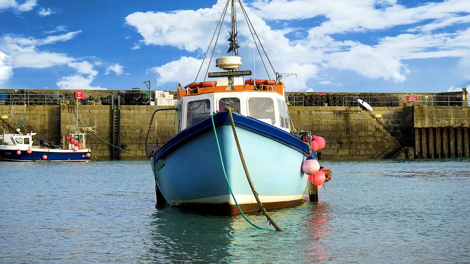 Boat, Sea, Ocean, Water, Ship, Marine, Vessel, Blue