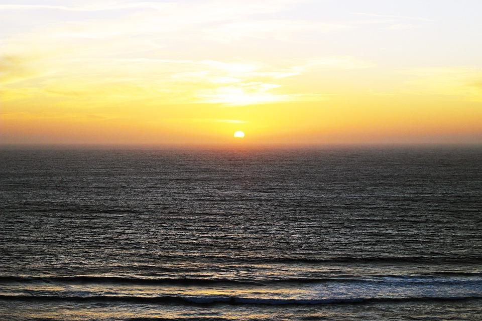 Ocean, Portugal, Sea, Nature, Landscape, Beach, Wave
