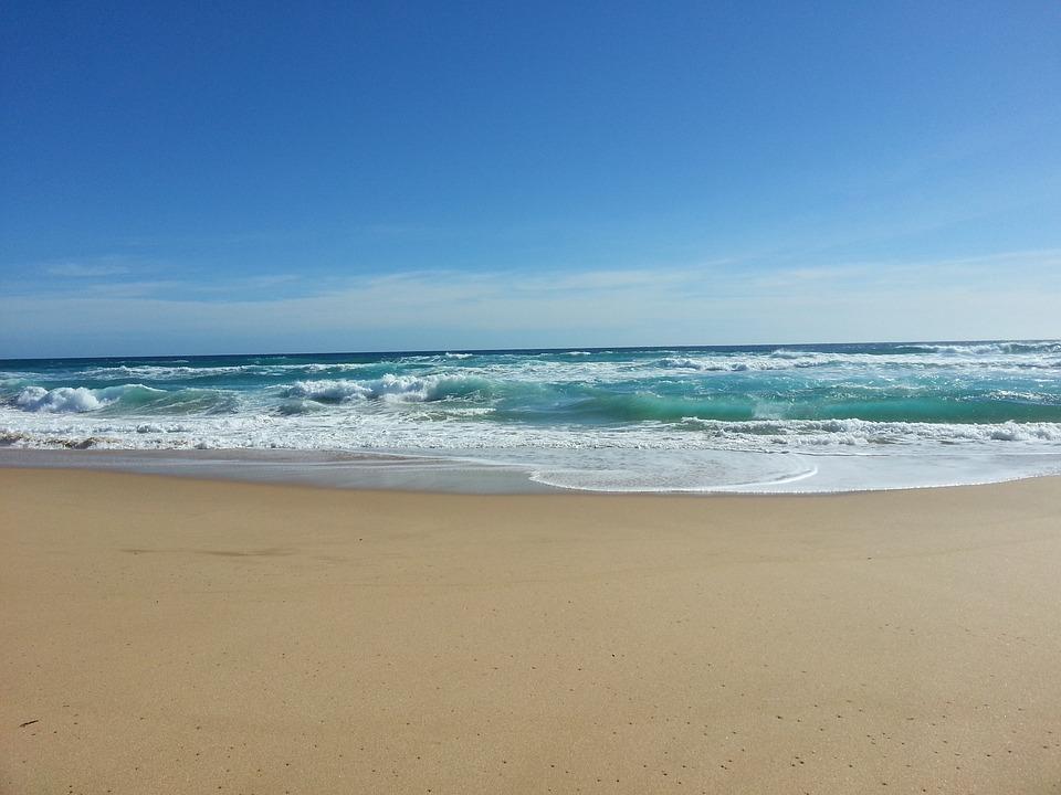 Waves, Ocean, Ocean Wave, Ocean Waves, Sea, Water, Blue