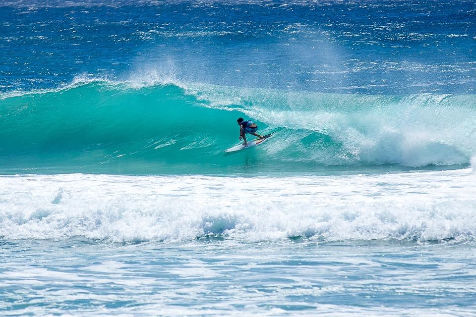Surfing, Surfer, Surf, Ocean, Sea, Water, Wave, Beach