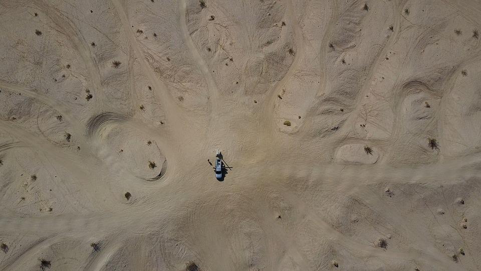Desert, Ocotillo Wells, Cross