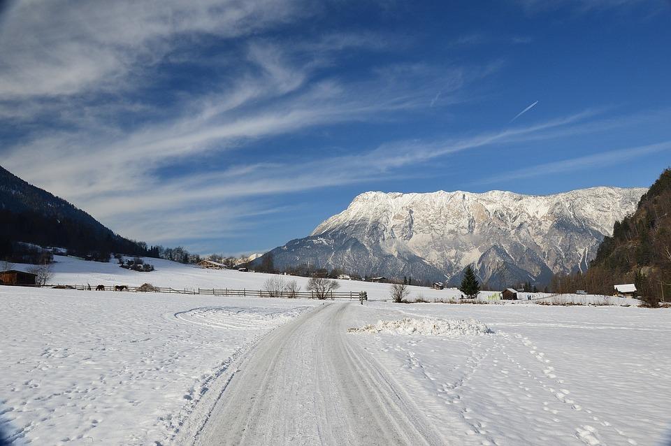 Snow, Sautens, Winter, Austria, Tyrol, Wintry, Oetztal