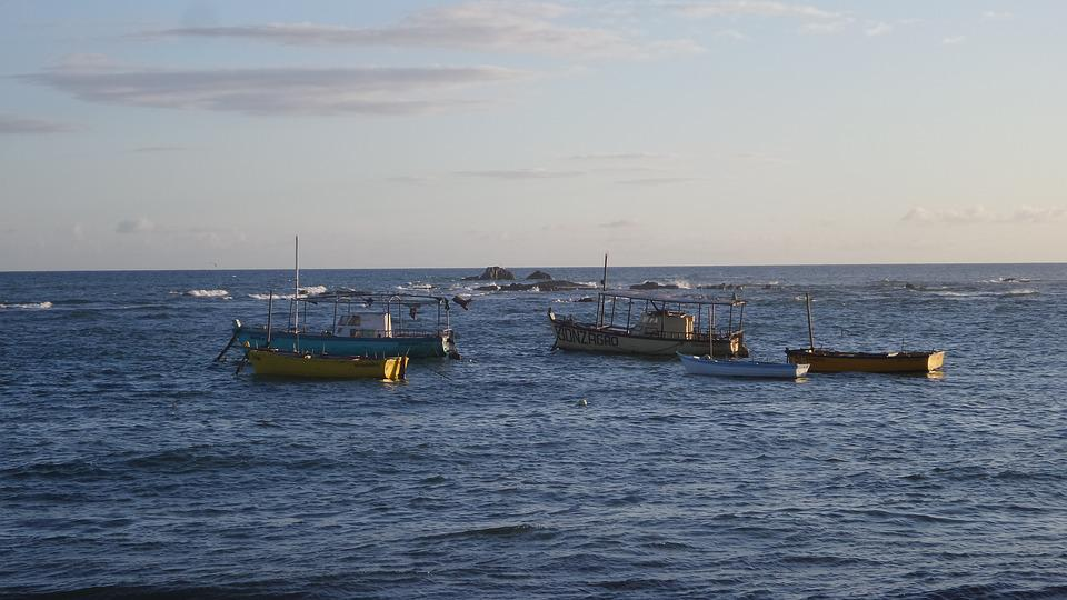 Beach, Of, Itapuã, Brazil, Beira Mar, Holidays, Litoral