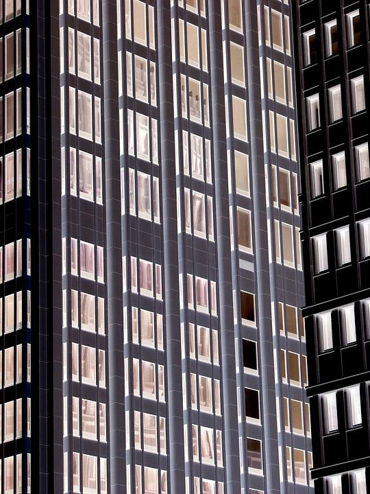 Skyscraper, Home Front, Berlin, City, Office Building