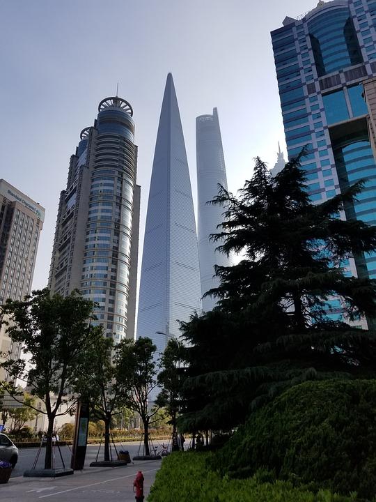 Building, City, Skyscraper, Office