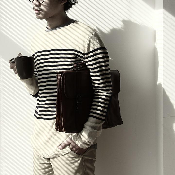 Businessman, Fashion, Man, Person, Coffee, Office