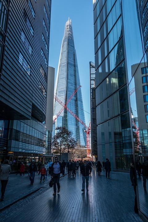 City, Architecture, Skyscraper, Office, Company, London