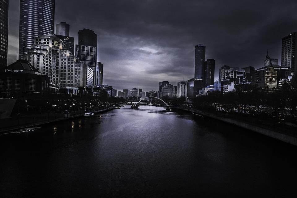 Architecture, Buildings, City, Skyline, Office