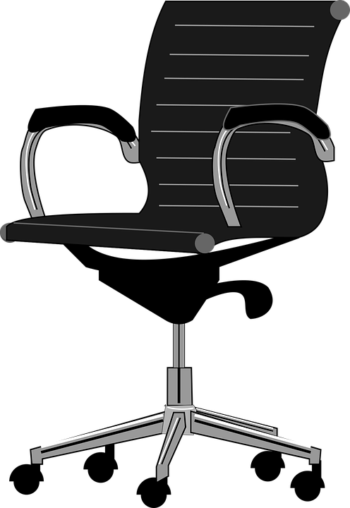 Business, Chair, Comfort, Office, Sit