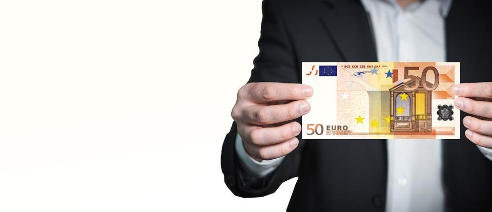 Euro, List, Note, Office, Business, Suit, Businessman