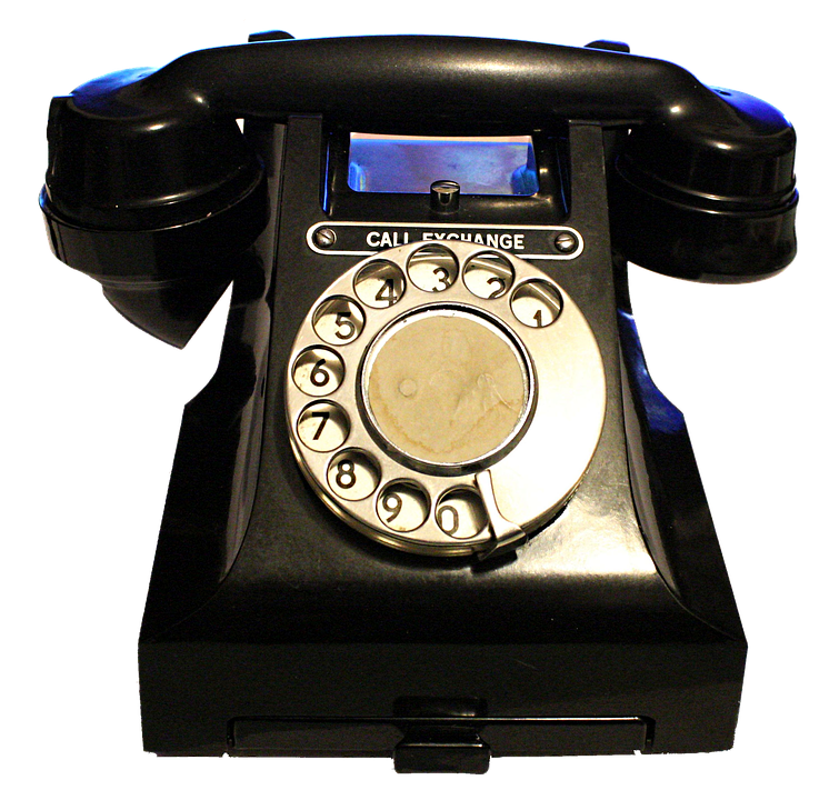 Telephone, Dial, Communication, Phone, Business, Office