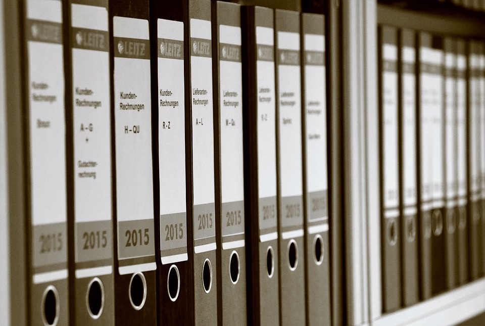 Office Work, Work, Office, Folder, Files, Aktenordner