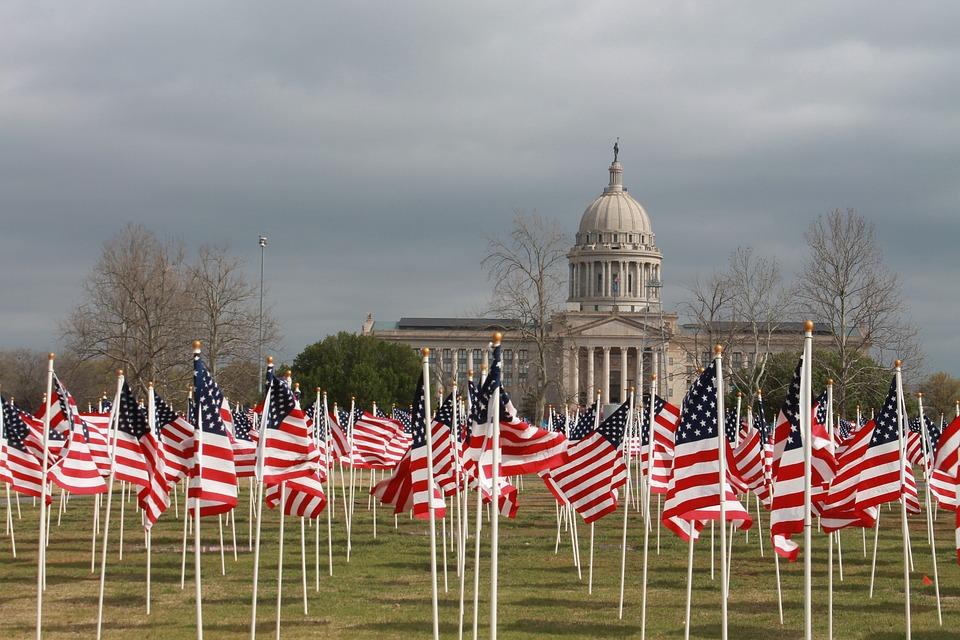Flags For Children, Abuse, Oklahoma City, Oklahoma