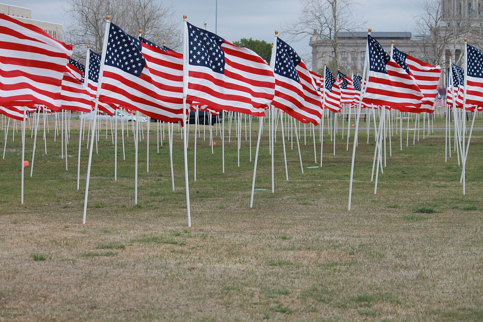 Flags For Children, Oklahoma City, Oklahoma