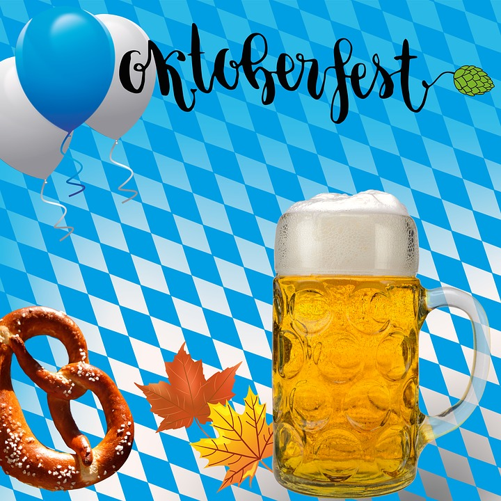 Oktoberfest, Munich, Folk Festival, Bavaria, Bavarian