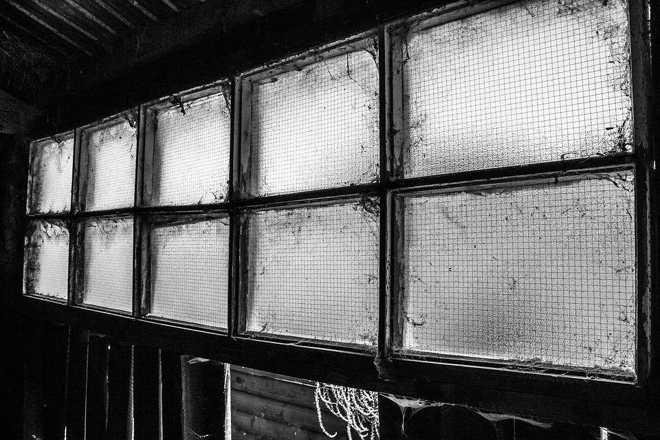 Window, Picture Frame, Architecture, Abandoned, Old