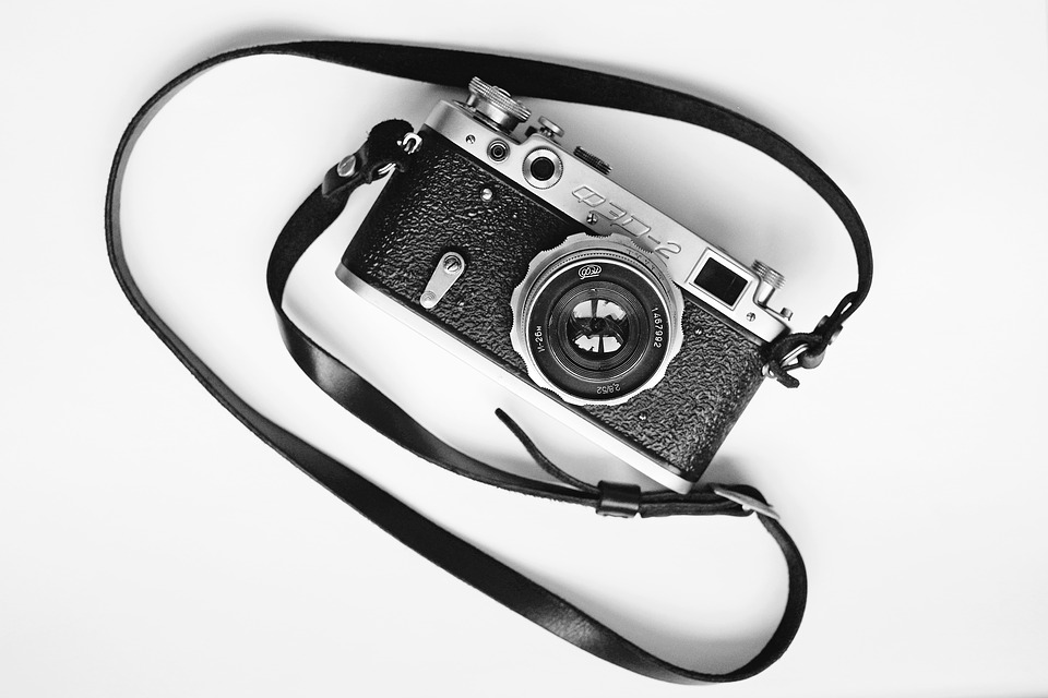 Camera, Retro, Analog, Old, Vintage, Photography, Lens