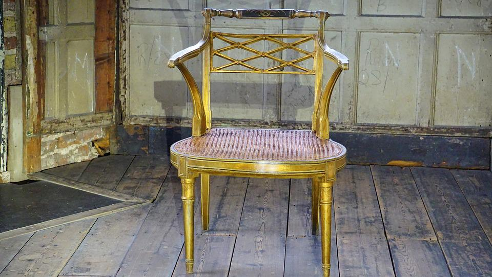 Antique Chair, Old, Antique, Chair, Furniture, Vintage