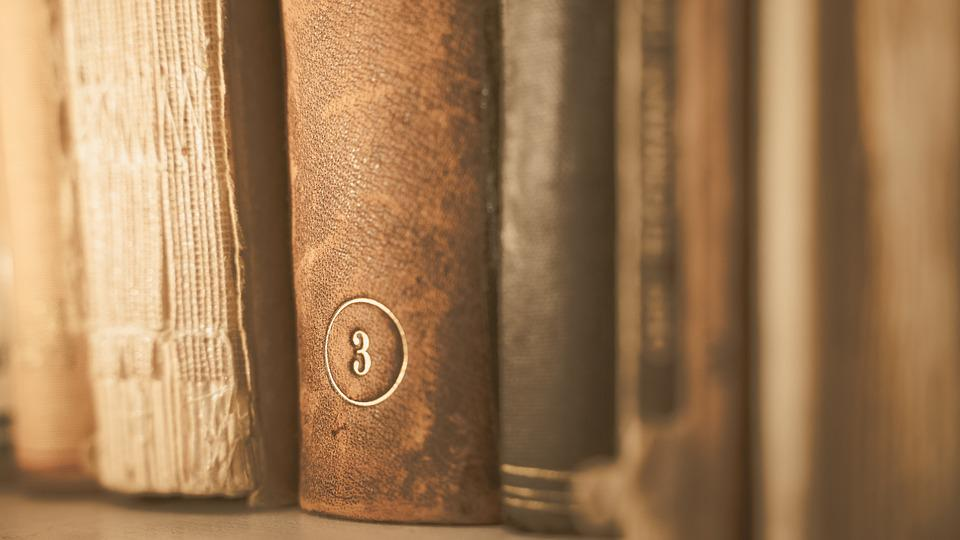 Book, Books Back, Book Shelf, Old, Antique, Library