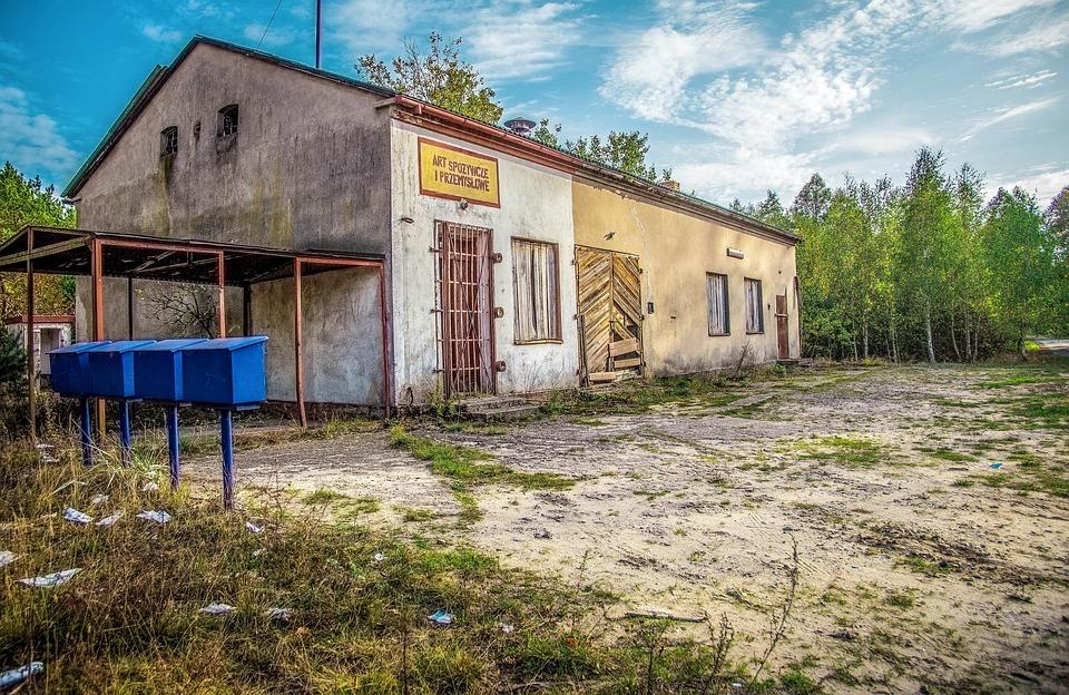 Building, Old, Architecture, Abandoned, Extinct, Squad