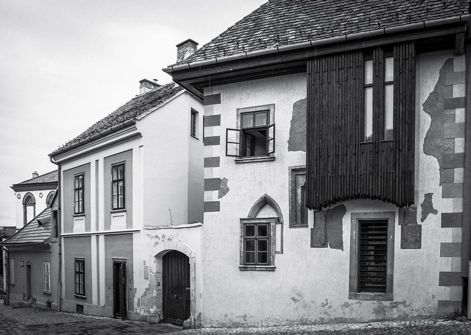 City, Old, Architecture, Building, Houses, Urban