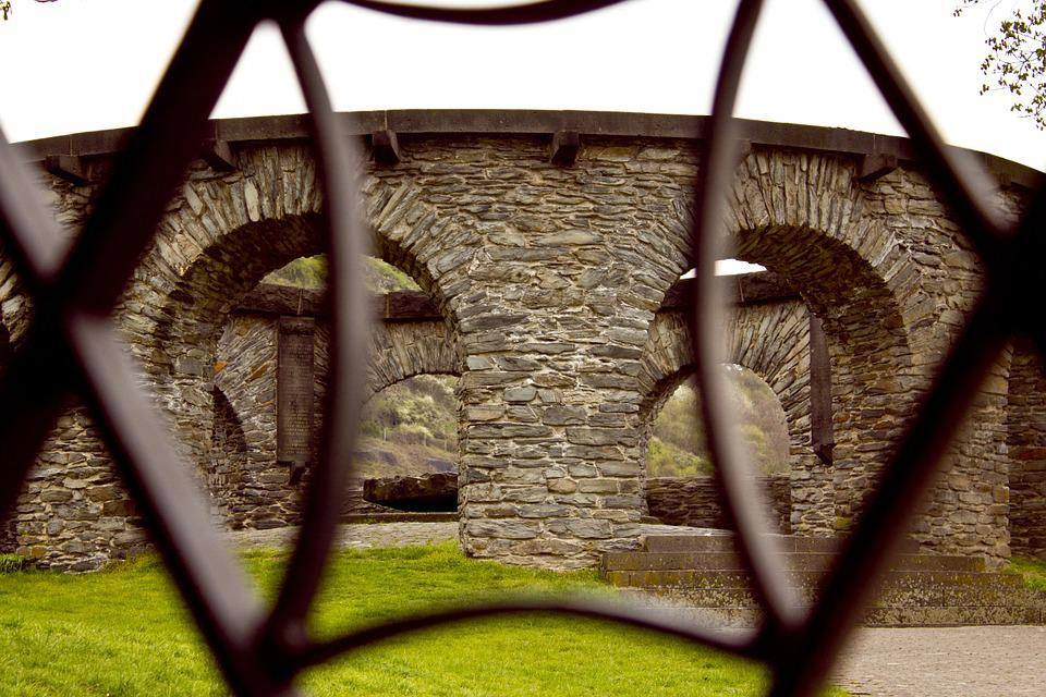 Architecture, Masonry, Old, Building, Goal