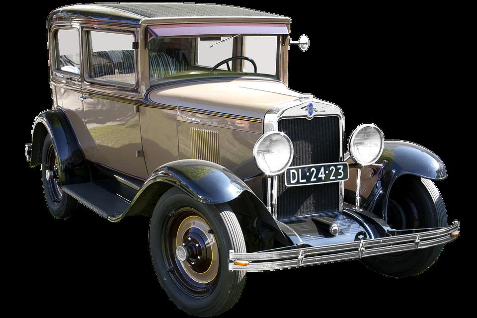 Chevrolet, Oldtimer, Auto, Classic, Automotive, Old