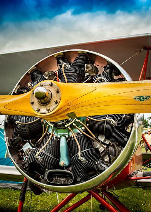 Aircraft, Vintage, Old, Classic, Aviation, Retro, Plane