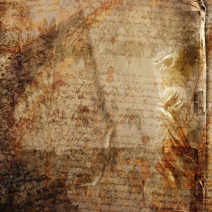 Texture, Paper, Old, Background, Manuscript, Antique