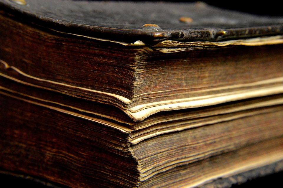 Paper, Old Book, Book, Old, Read, Mass, Starodruk