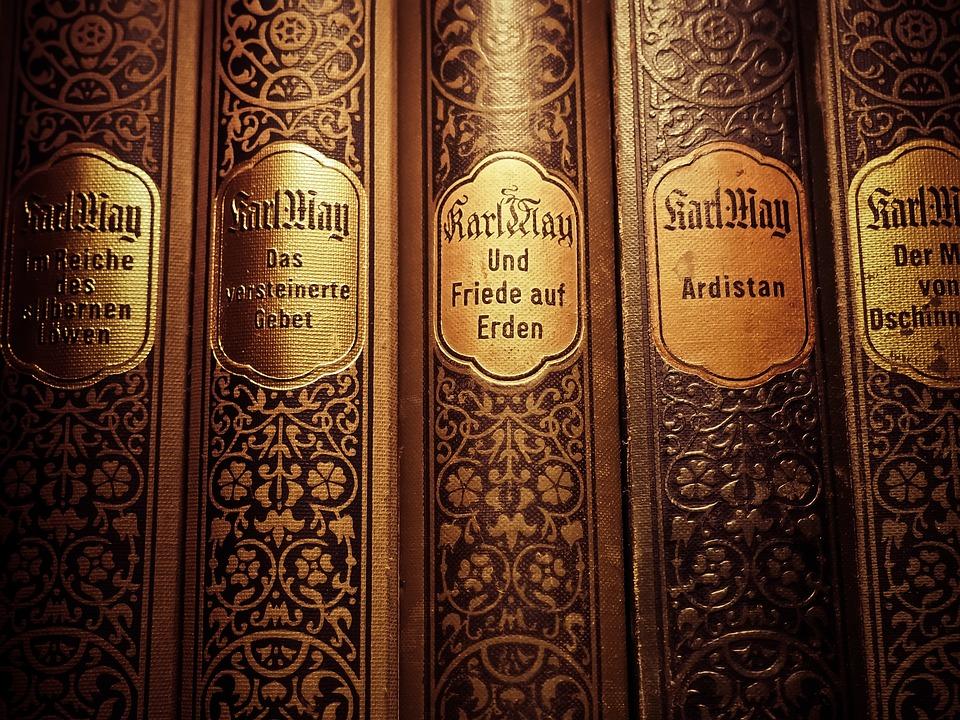Books, Read, Literature, Bookshelf, Old, Old Books