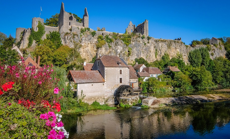 Castle, Ruins, Medieval, Building, Architecture, Old
