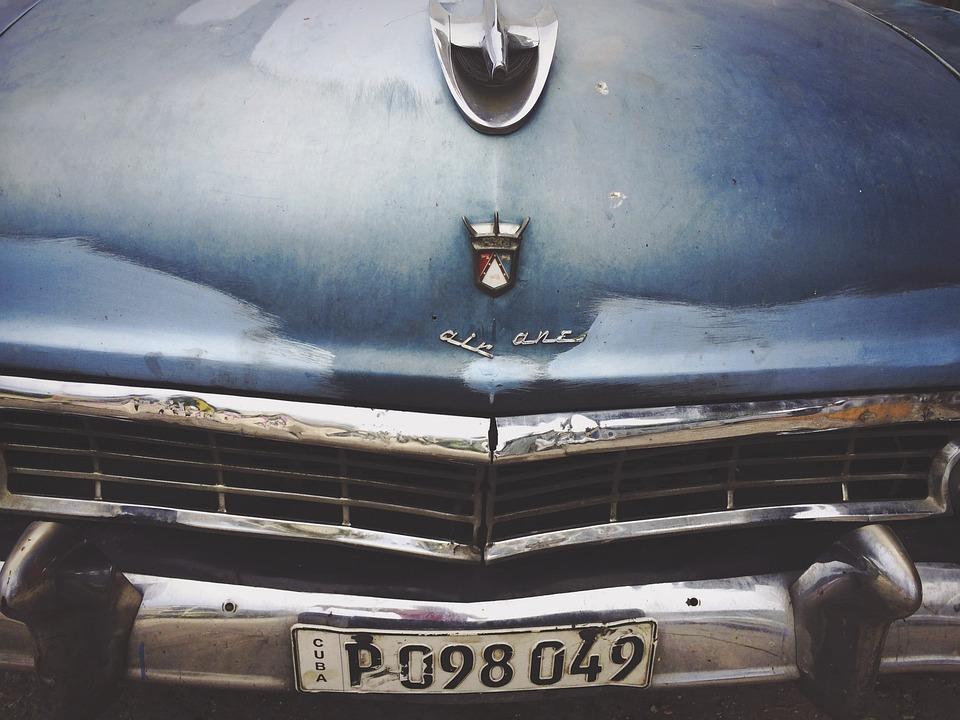 Classic Car, Old Car, Car, Vintage, Auto, Style