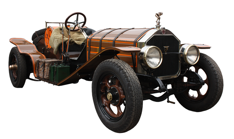 Free photo Old Car Auto Old Classic Oldtimer Vintage Car - Max Pixel