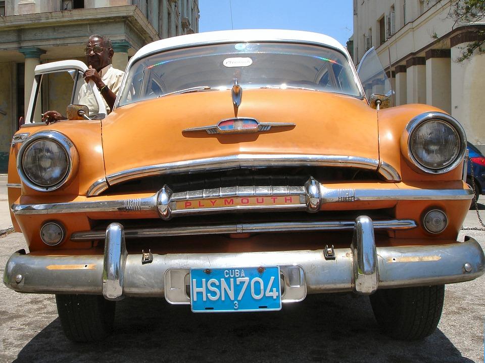 Classic Car, Car, Oldtimer, Old Car, Automotive