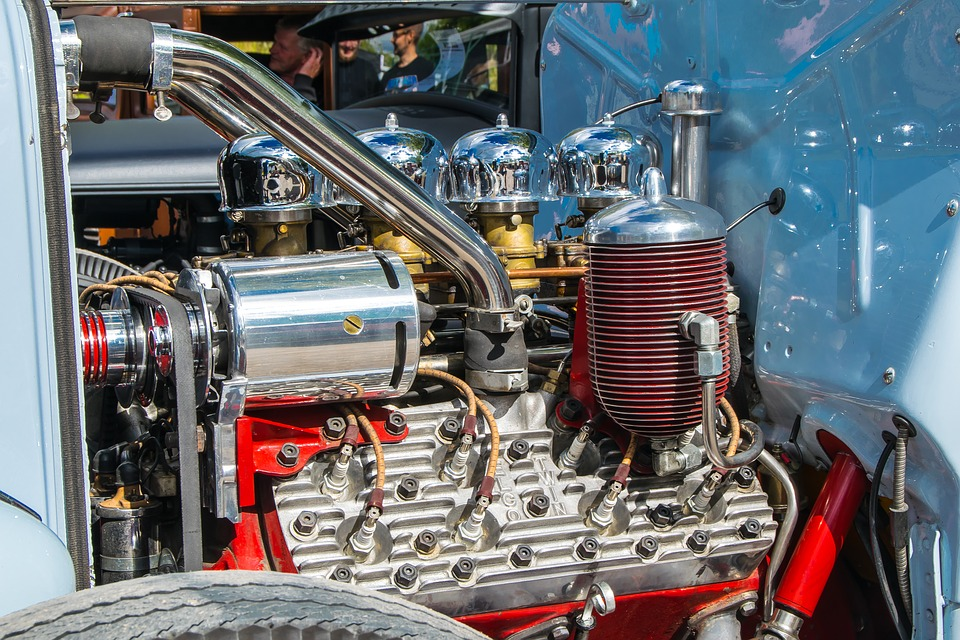 Car, Motor Show, Old, Classic