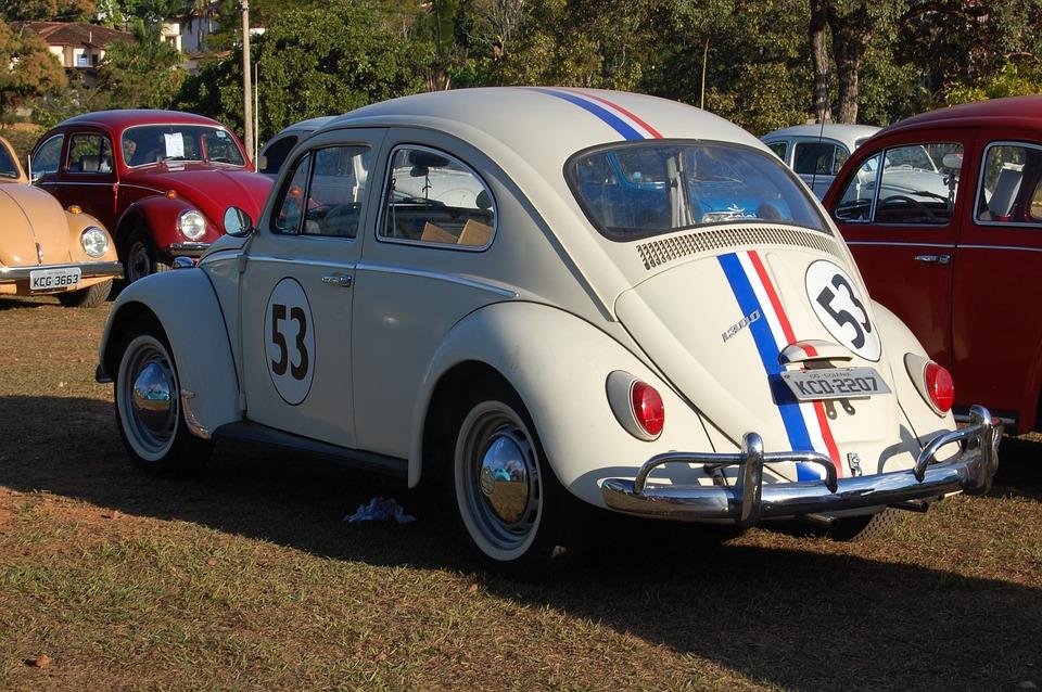 Fusca, Herbi, Car, Old Car, Old Cars, Vw, Motoring