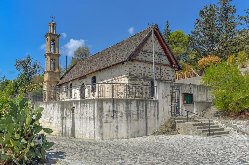Church, Old, Religion, Architecture, Christianity
