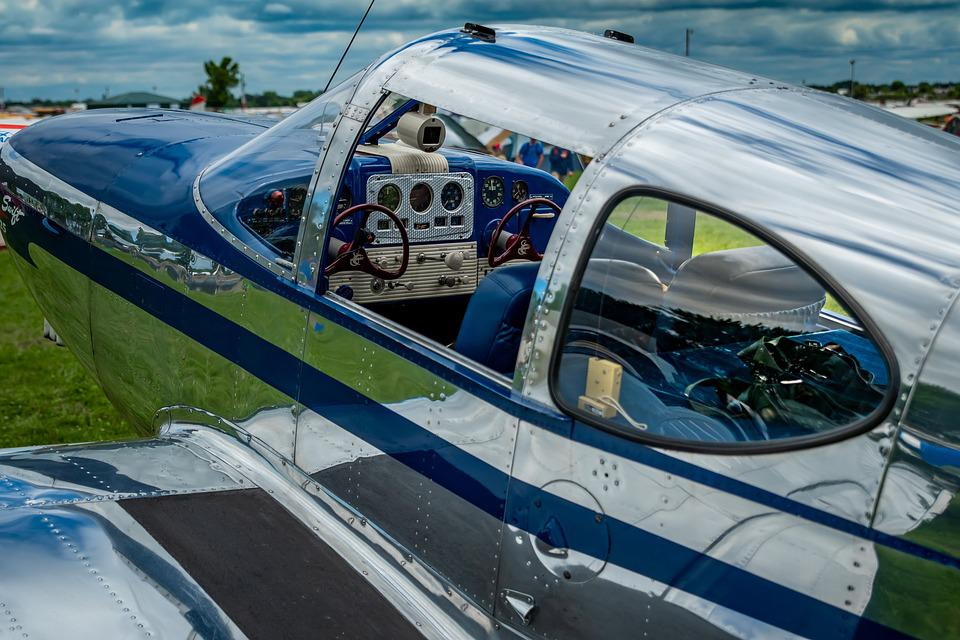 Vintage, Aircraft, Aviation, Classic, Old, Airplane