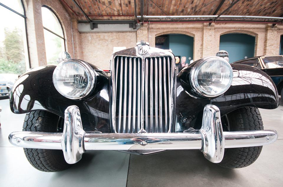 Free photo Old Classic Cars Vintage Classic Car - Max Pixel