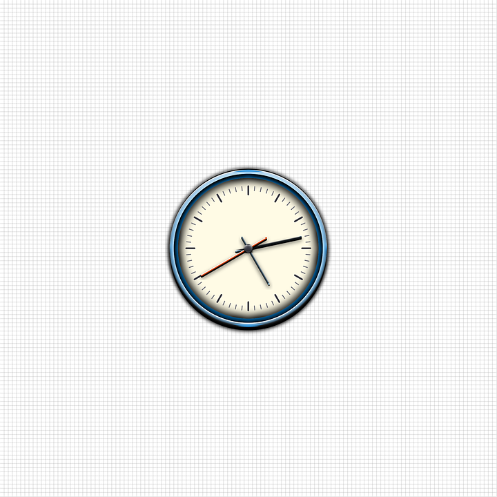 Watch, Wall, Time, Old Clock