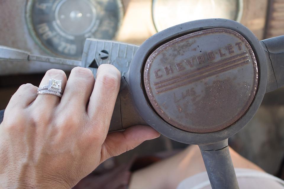 Chevrolet, Dash, Old, Antique, Truck, Retro, Vintage